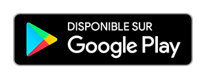 French Google Play Badge